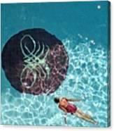 Solo Float Canvas Print