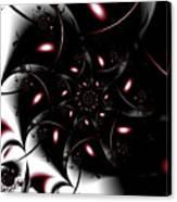 Somber Canvas Print