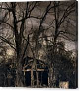 Somber Mournings Canvas Print
