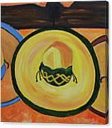 Sombreros Canvas Print