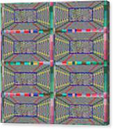 Some Color 11 Canvas Print