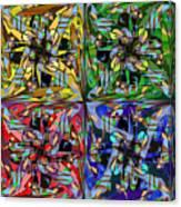 Some Harmonies And Tones 87 Canvas Print