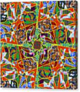 Some Harmonies And Tones 90 Canvas Print