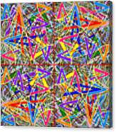 Some Symmetry 82 Canvas Print