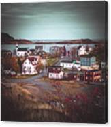 Some Town Canvas Print