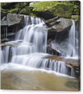 Somersby Falls 1 Canvas Print
