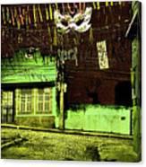 Somewhere In Rio Canvas Print