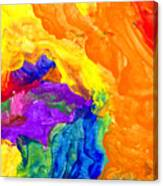 Sonny's Painting Canvas Print