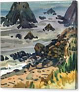 Sonoma Coast Canvas Print