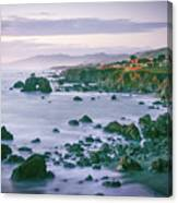 Sonoma Coast Shoreline Canvas Print