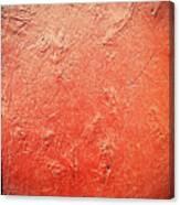 Sonoma Red Canvas Print