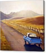 Sonoma Sunrise Canvas Print