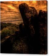 Sonoran Desert Early Morning Canvas Print