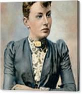 Sonya Kovalevsky (1850-1891) Canvas Print