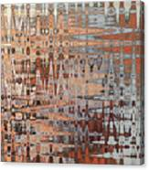 Sophisticated - Abstract Art Canvas Print