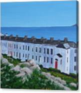 Sorrento Terrace, Dalkey Canvas Print