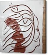 Sorrow - Tile Canvas Print