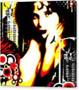 Sorrow City Canvas Print