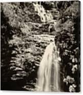 Sossego Waterfall Canvas Print