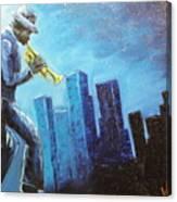 Soul City Canvas Print