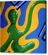 Soul Figures 1 Canvas Print