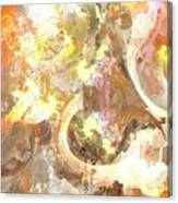 Soul Fire Canvas Print