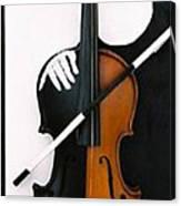 Soul Of Music Canvas Print