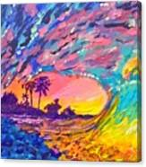 Soul Of The Sea Canvas Print