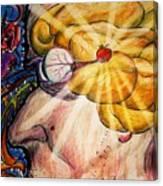 Soul Our Conscious Canvas Print