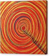 Soul Point - Rangrezaa Canvas Print