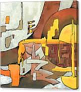 Soulscape Fall Canvas Print