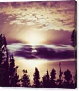 Sound Of The Sun Canvas Print