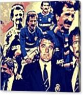 Souness And Smith The New Era Canvas Print