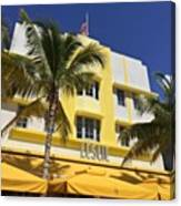 South Beach #juansilvaphotos Canvas Print
