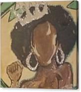 South Carolina Queen Canvas Print