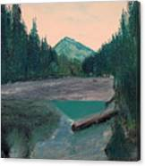 South Fork Canvas Print