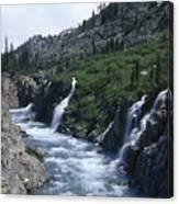 South Fork San Joaquin River Canvas Print
