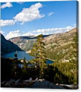 South Lake From Above Canvas Print