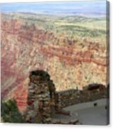South Rim Grand Canyon  Canvas Print