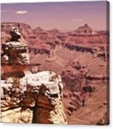 South Rim, Grand Canyon Canvas Print