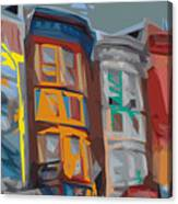 South Street Revisited Canvas Print