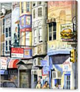 South Street Canvas Print