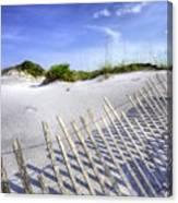 South Walton Beaches Canvas Print