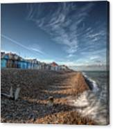 Southend On Sea Canvas Print