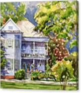 Southern Bell Canvas Print
