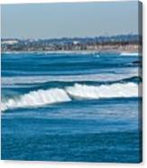 Southern California Coast Canvas Print