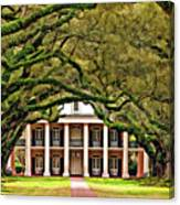 Southern Class Painted Canvas Print
