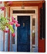 Southern Door Canvas Print
