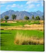 Southern Dunes Golf Club - Hole #14 Canvas Print