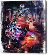 Southern Man Canvas Print